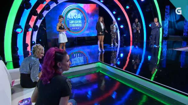 Quen gañará a segunda edición da Liga? Irene Iglesias da Panorama ou Alba Navarro de Los Satélites? - 18/09/2020 00:15