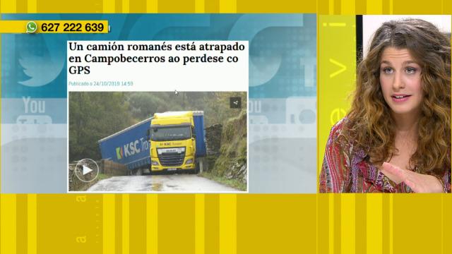 Remexemos nas redes sociais da CRTVG con Alba Mancebo - 30/10/2019 13:07