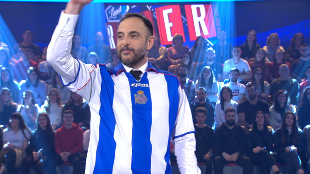 Roberto Vilar vén ao programa coa camisola do Deportivo para convidar a Fernando Vázquez - 06/02/2020 22:00
