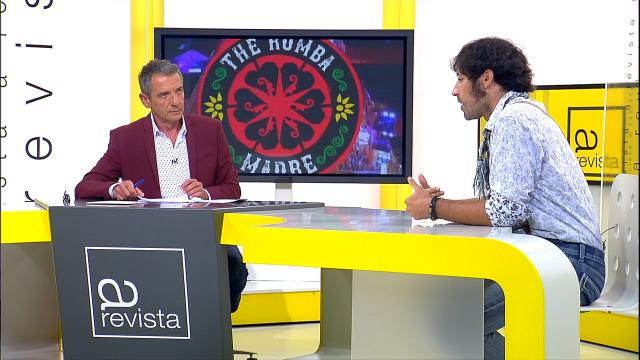 The Rumba Madre presenta o seu disco 'Prisións e fugas' - 09/08/2020 13:49