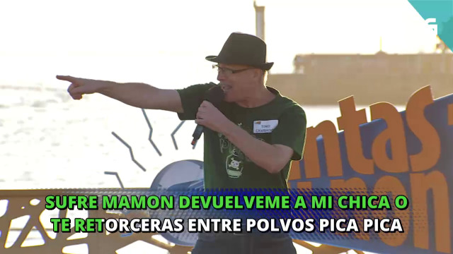 Tino canta 'Sufre mamón' no 'Cantas ou non?' - 12/08/2020 19:30
