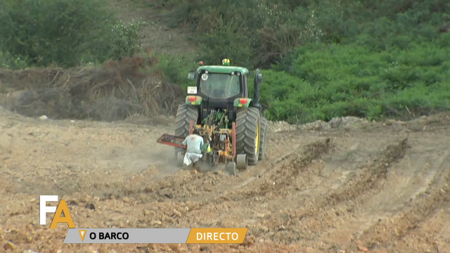 Un tractor que traballa sen conductor! - 28/05/2020 19:00