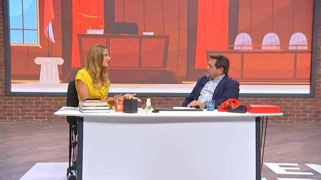 Visita o programa o galego Alfonso Villagómez, o xuíz que non ratificou a prohibición de fumar en Madrid - 21/09/2020 17:05