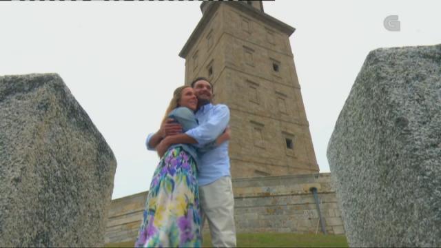 Coñecemos o inicio da historia dos nosos noivos, Alba e Andrés - 27/09/2017 22:29