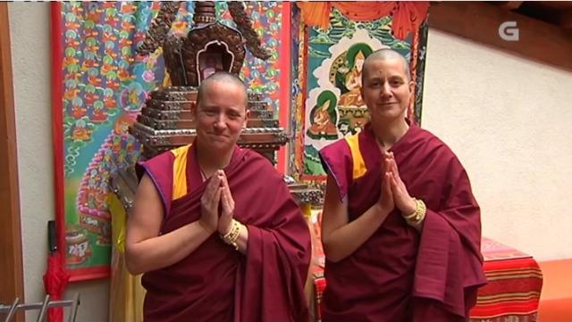 Visitamos en Ourense o mosteiro budista máis importante de Europa - 10/11/2017 20:10