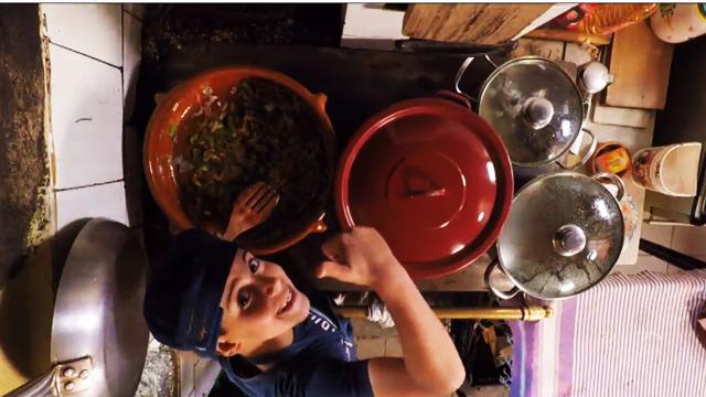 Cociñando a rincha en Cangas e Bueu - 16/10/2018 23:40