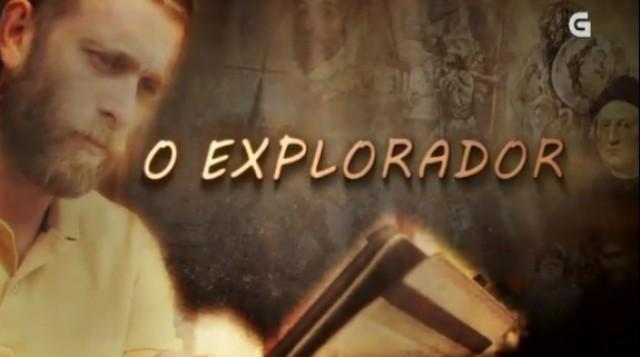Resultado de imaxes para o explorador, SERIE TVG