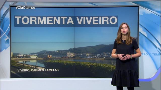 Chuvieiras dispersas e descenso das mínimas - 19/11/2018 16:44