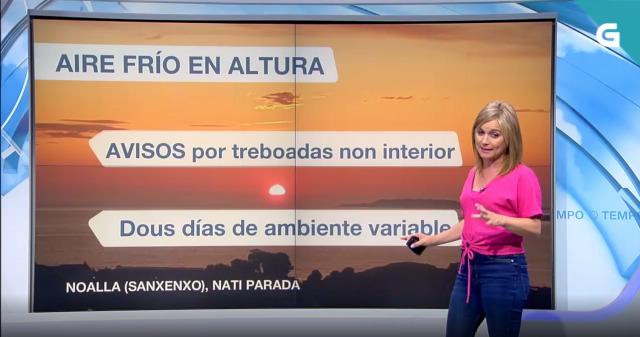 Tarde de treboadas no interior de Galicia - 26/08/2019 16:57