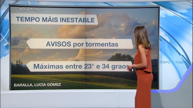 Aumenta a inestabilidade con risco de trebóns - 24/08/2019 22:10