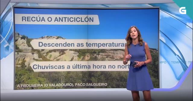 Mércores con menos calor e con nubes polo norte - 03/09/2019 22:00