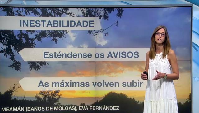 O aviso por tormentas esténdese a Pontevedra - 25/08/2019 22:10