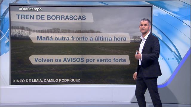 Tren de borrascas - 03/03/2020 22:00
