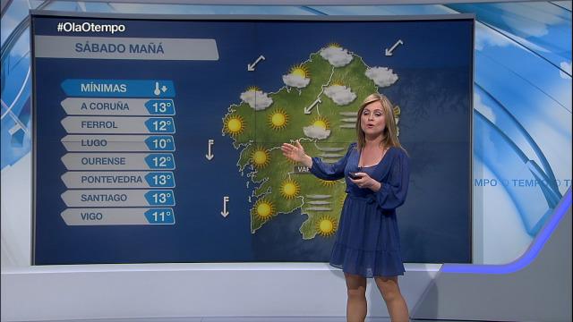 Volve o anticiclón a Galicia - 22/05/2020 22:00