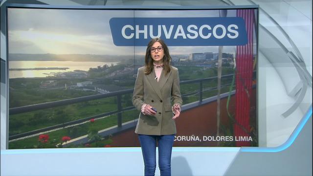 Chuvascos para este sábado en Galicia - 18/04/2020 10:29