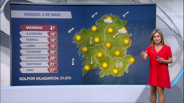 Día de sol e temperaturas cálidas polo sur - 04/05/2019 12:45