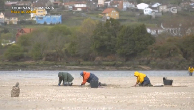 As mariscadoras do río Allóns - 23/09/2018 15:30