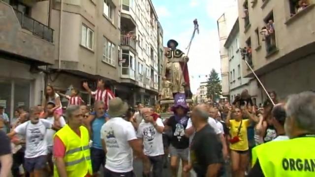 Festas de San Roque - 15/08/2020 18:00