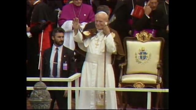 A figura do papa san Xoán Paulo II - 26/07/2020 09:45