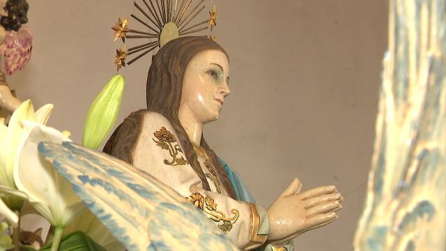 A Virxe do Lodairo (Mugardos) - 30/05/2021 09:45