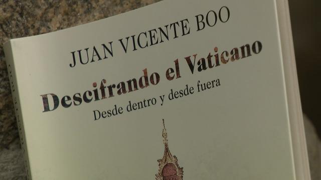 'Descifrando el Vaticano', de Juan Vicente Boo - 02/05/2021 09:45