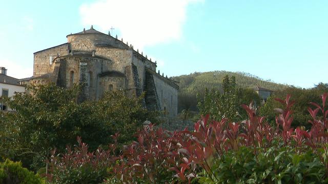 O centro de interpretación da basílica de San Martiño de Mondoñedo en Foz - 24/01/2021 09:45