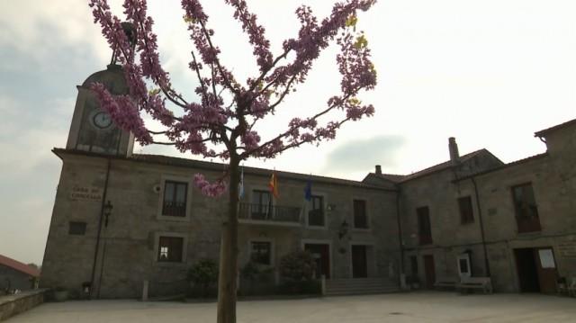 O mosteiro das Madres Bernardas en Ferreira de Pantón - 23/05/2021 09:45