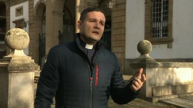 Que é un diácono? Estivemos con Jaime Iglesias, diácono da diócese de Mondoñedo-Ferrol - 14/02/2021 09:40