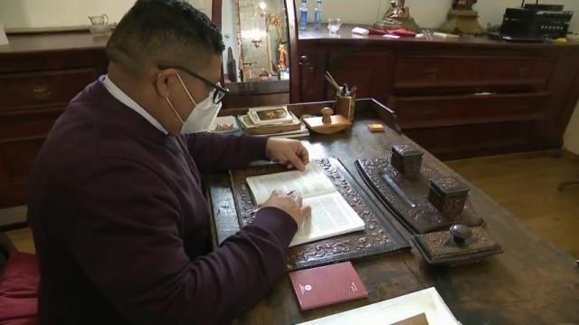 Sacerdotes venezolanos atenden parroquias galegas - 04/04/2021 09:45