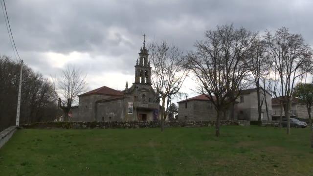 Santuario da Nosa Señora dos Gozos, no Pereiro de Aguiar - 06/06/2021 09:45