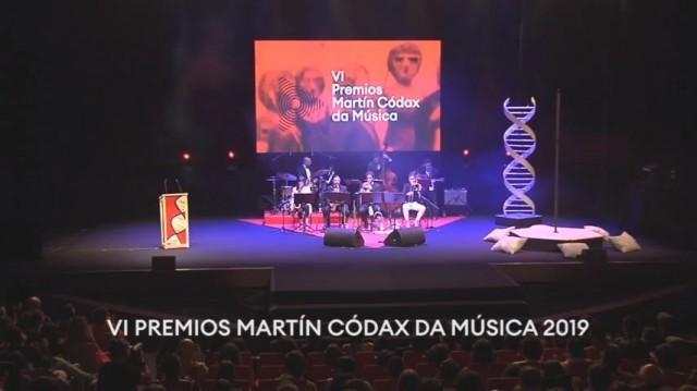 Gala VI Premios Galegos da Música Martín Códax - 24/05/2019 13:08