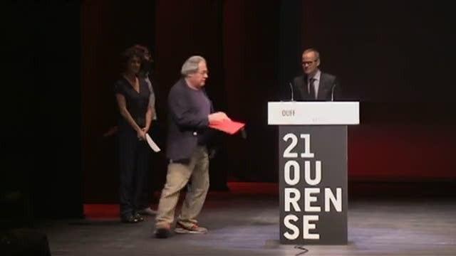 Agüero e Lamarca levan os galardóns do Festival de Cine de Ourense - 13/11/2016 15:15