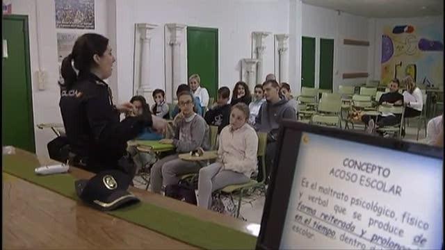 Educar contra o acoso escolar, un problema en aumento - 13/11/2016 15:15