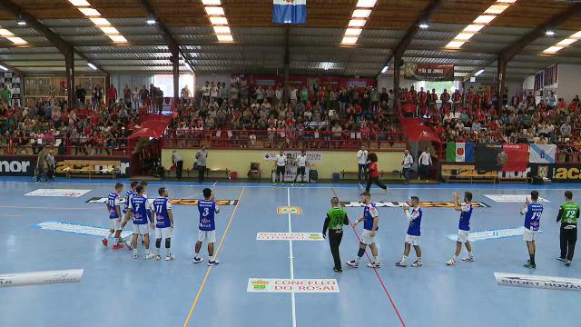 Balonmán. División de Honra Prata. Xornada 3. Acanor Atlético Novás - Club Cisne Colegio Los Sauces - 07/10/2018 19:00