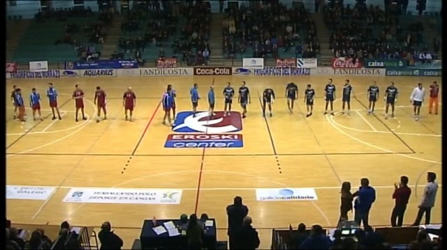 División de Honra Prata de Balonmán 2010-11 (15ª xornada): Frigoríficos Morrazo Cangas - Sociedade Deportiva Teucro - 09/06/2020 09:20