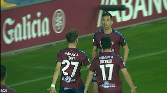 Fútbol 2ª B: Pontevedra C.F. - Salamanca C.F. UDS - 22/11/2020 17:00
