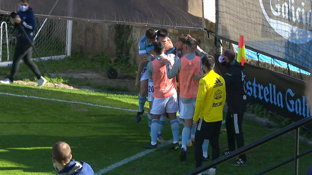 Fútbol 2ª B: R. C. Celta B - Zamora C. F. - 22/11/2020 12:00