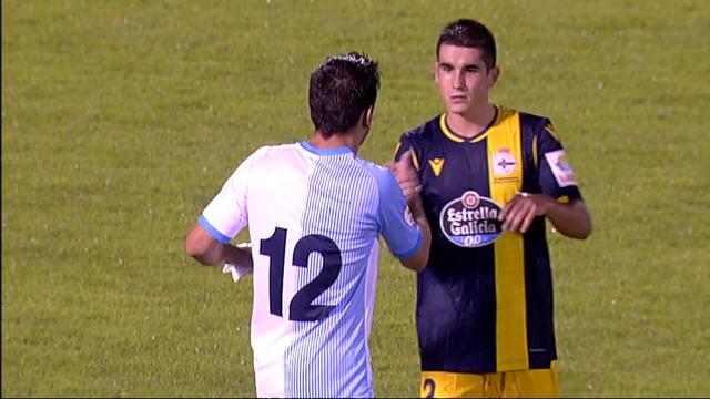 Fútbol 2ª B: S. D. Compostela - R. C. Deportivo - 25/10/2020 17:00