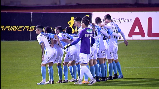 Fútbol 2ª B: S.D. Compostela - Zamora C. F. - 12/12/2020 23:39