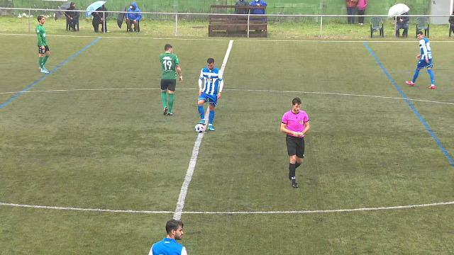 Fútbol, 3ª Div: Fisterra - Fabril - 13/12/2020 16:30