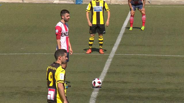 Fútbol. Fase de ascenso a Segunda B. Alondras - Portugalete - 09/06/2019 18:00