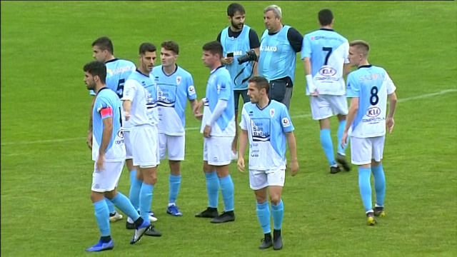 Fútbol. Fase de ascenso a Segunda B: Compostela - Alavés B - 02/06/2019 19:30