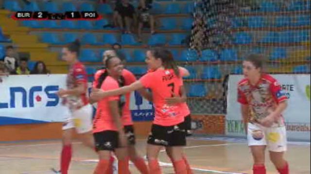 Fútbol Sala (1ª División feminina): Pescados Rubén Burela FSF - Poio Pescamar - 14/09/2019 16:15