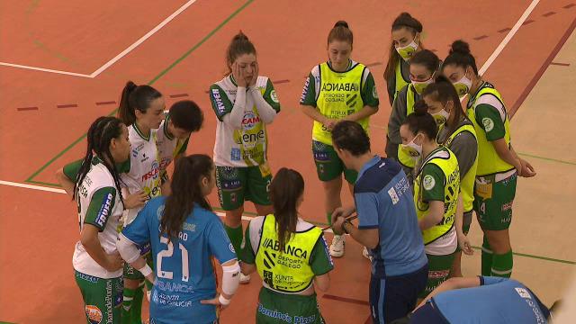 Fútbol sala feminino: Viaxes Amarelle - Poio Pescamar F. S. - 07/11/2020 16:00