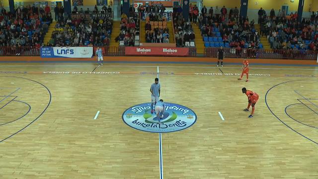 Fútbol sala. Segunda División (22ª xornada): Pescados Rubén Burela - Santiago Futsal - 23/02/2019 18:30