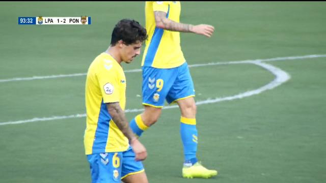 Fútbol (Segunda B): As Palmas At. - Pontevedra C. F. - 08/12/2019 13:00