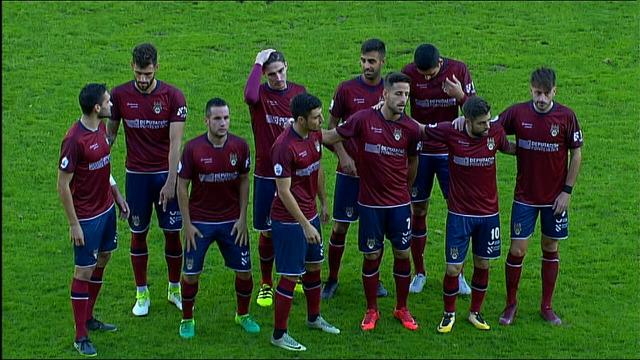 Fútbol. Segunda B - Grupo I (16ª xornada): Pontevedra 3-1 Unión Adarve - 09/12/2018 17:00