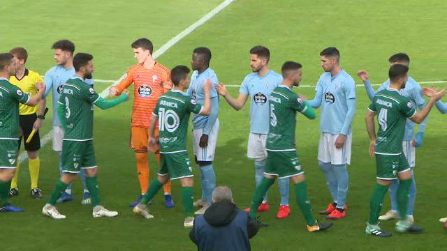 Fútbol. Segunda B - Grupo I (23ª xornada): Celta B - Coruxo - 03/02/2019 16:00