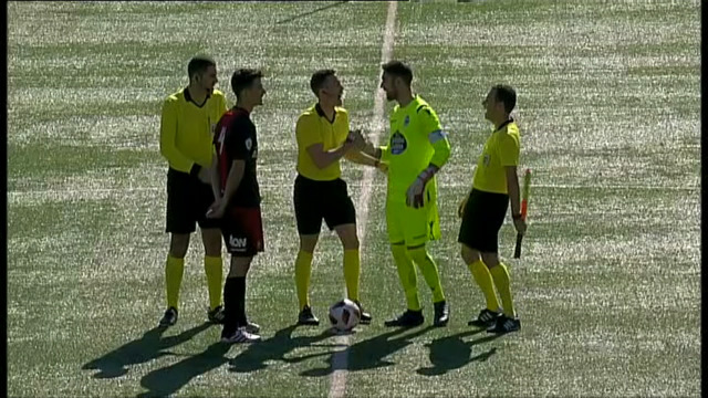 Fútbol. Segunda B - Grupo I (27ª xornada): Unión Adarve - Deportivo Fabril - 03/03/2019 12:00