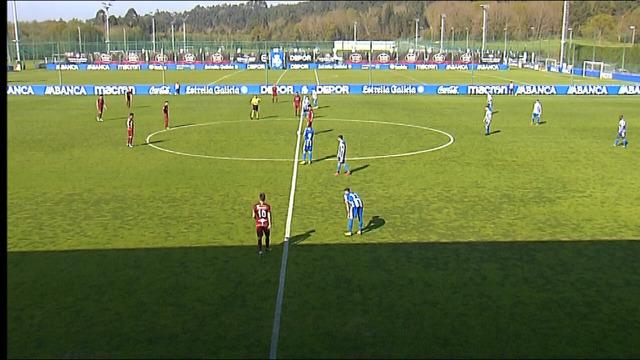 Fútbol. Segunda B - Grupo I (31ª xornada): Deportivo Fabril - Pontevedra - 30/03/2019 17:00
